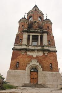 Zemun Tepesinde ki yapım tarihini öğrenemediğim kilise